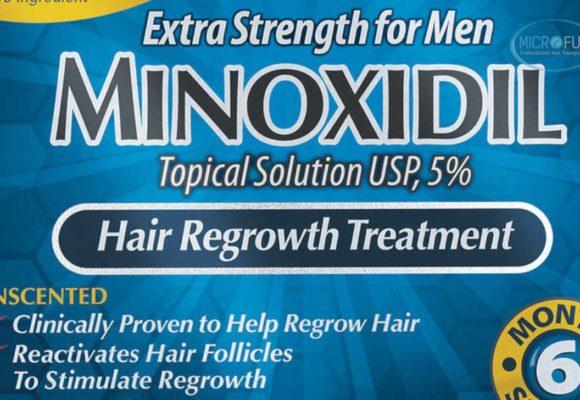 Minoxidil 5