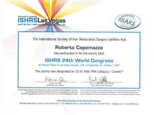 International society of hair restoration surgery microfue