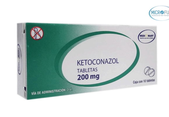 Ketoconazol champú