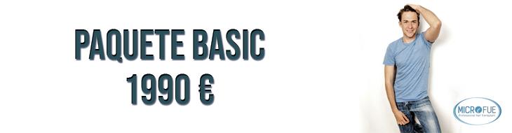 paquete basic microfue.es