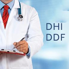 DDF y DHI