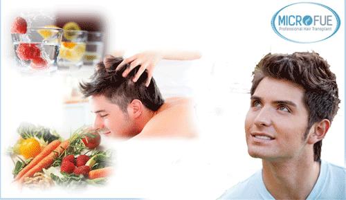 Cuidados para un pelo sano