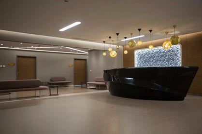 instalaciones clínica trasplante capilar Cosmedica Clinic Microfue