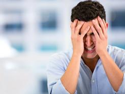 estrés y caída de pelo