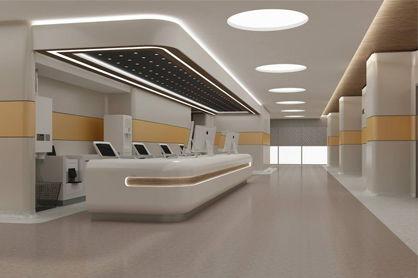 modernas instalaciones en la clínica para trasplante capilar Microfue