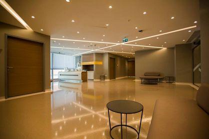 moderna clínica para trasplante capilar en Estambul Microfue