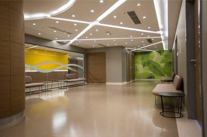 instalaciones clínica Turquía para trasplante capilar