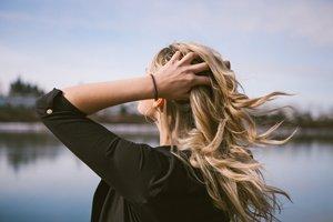 caída de pelo después del embarazo