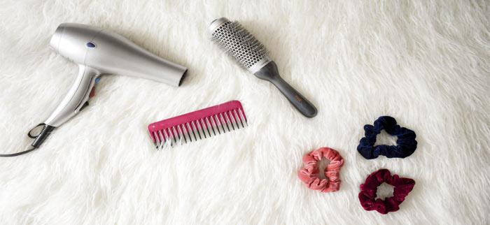 cuidados de pelo en el embarazo