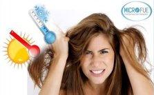Lavado de pelo tras trasplante capilar