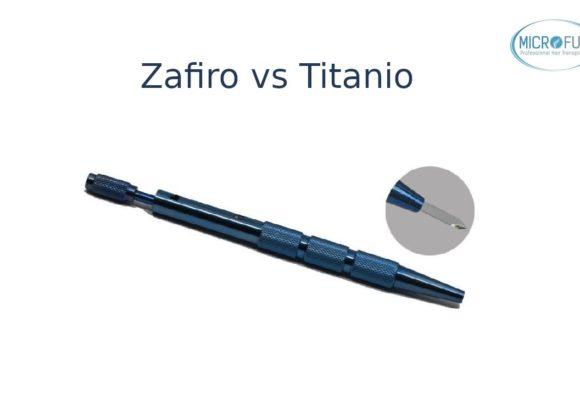 Trasplante capilar ZAFIRO vs TITANIO