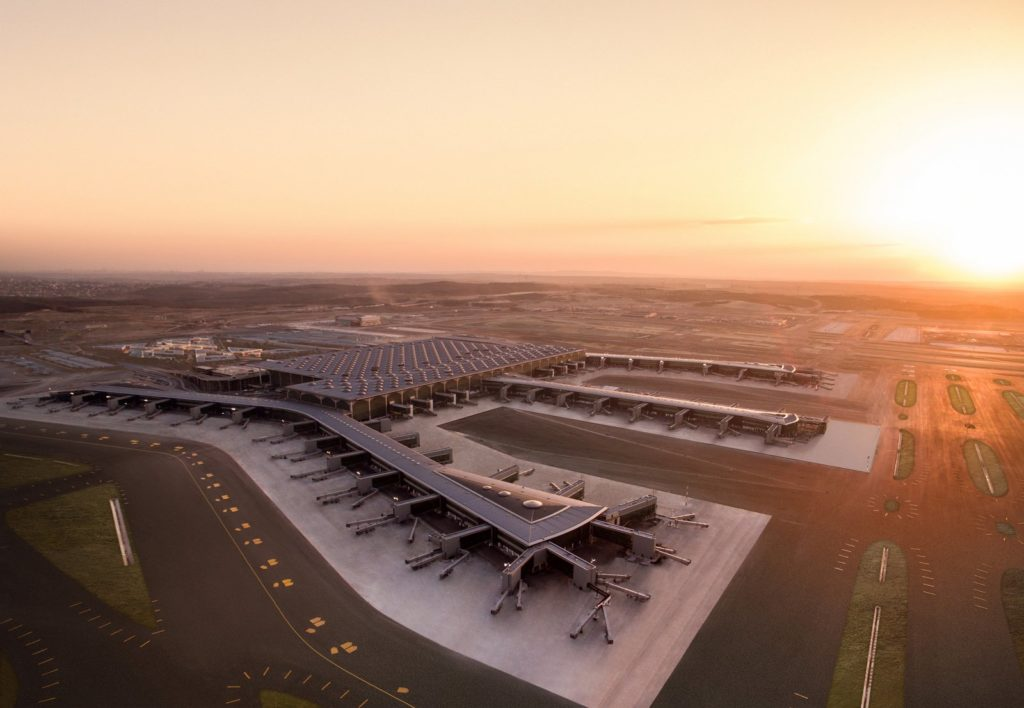 nuevo aeropuerto estambul IGA