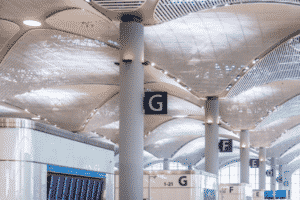 IGA nuevo aeropuerto estambul