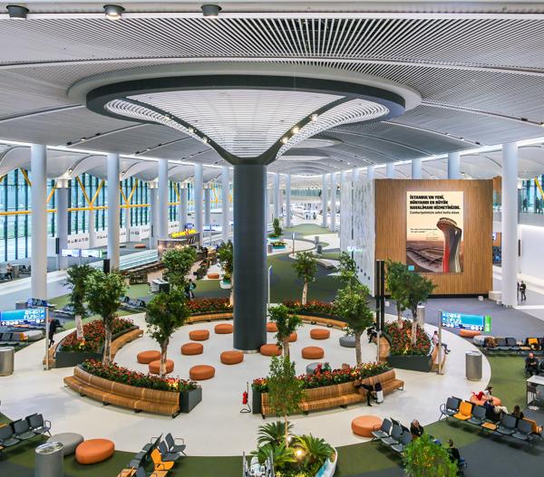 aeropuerto estambul