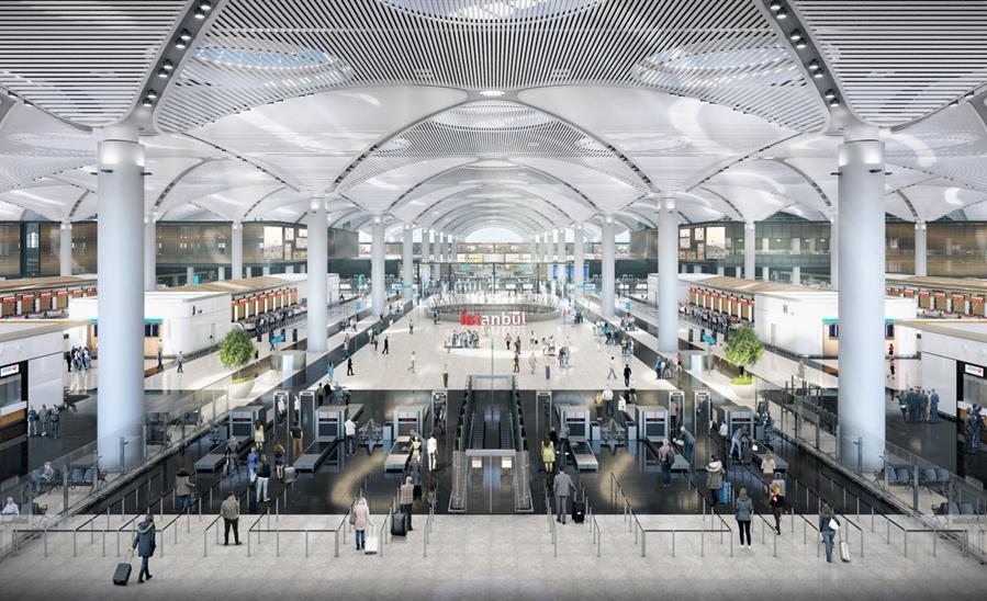 Estambul IGA aeropuerto nuevo