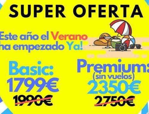 Instrucciones Paquete Premium Oferta