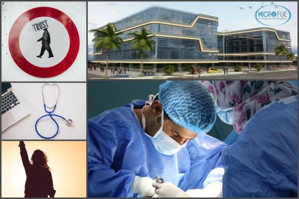 Errores a evitar en un trasplante capilar