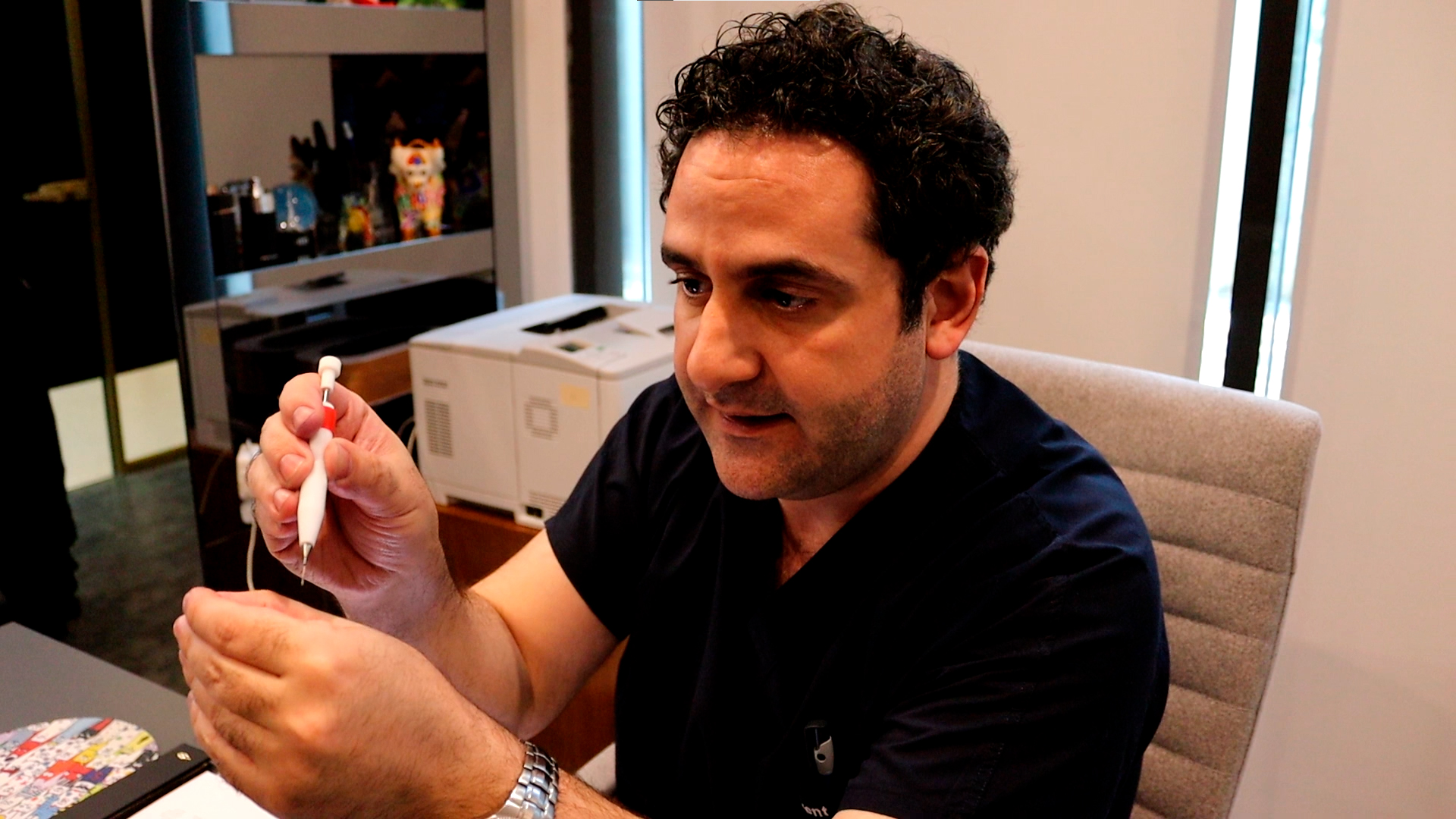 Implanter Dr. Acar
